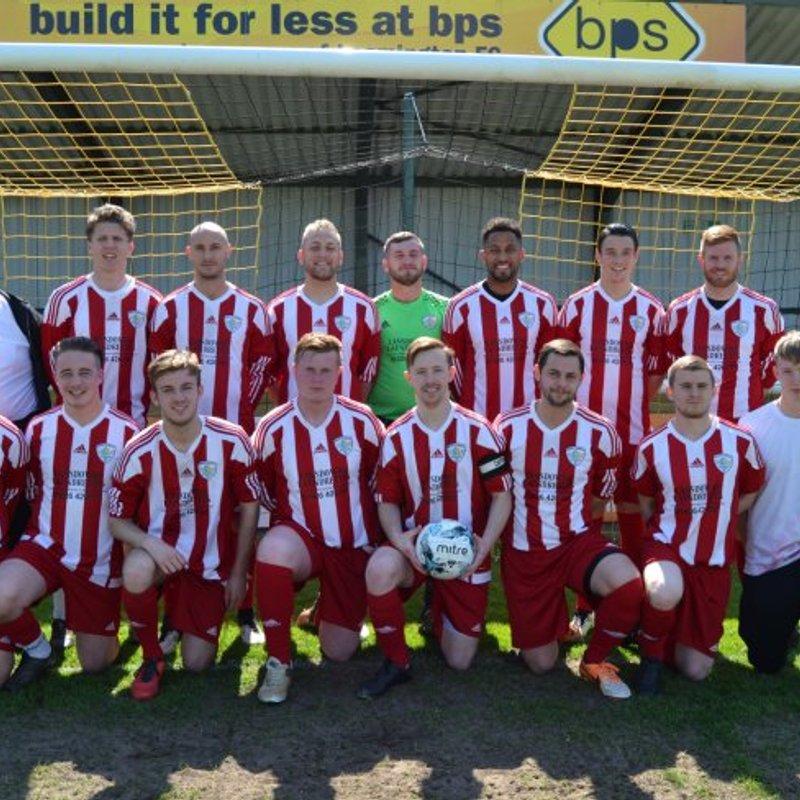 Bishops Itchington Sunday beat Radford Semele 3 - 3
