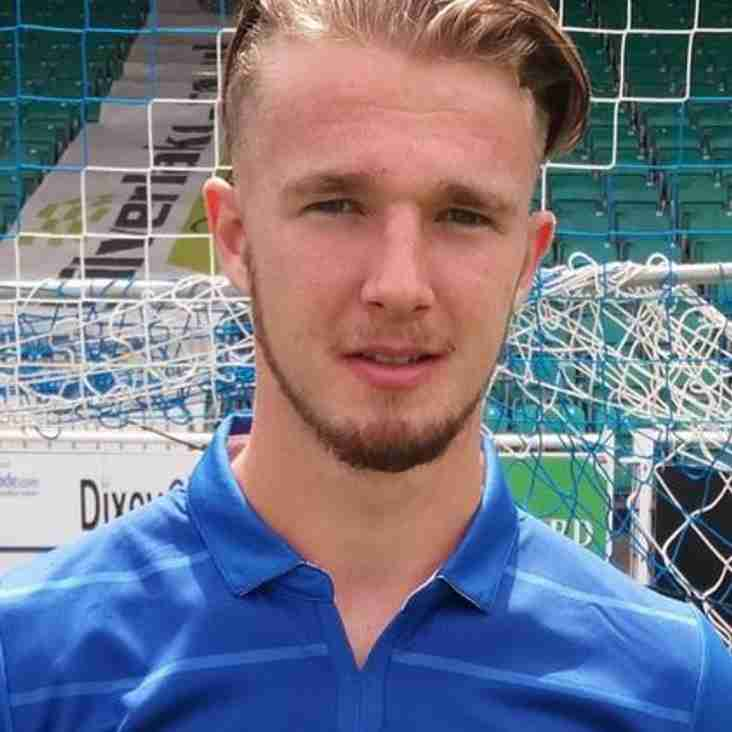 Read arrives on loan from Spitfires