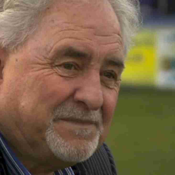 Gosport Chairman congratulates Havant & Waterlooville