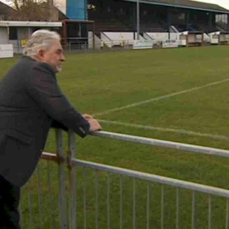 Gosport Chairman thanks The Boro' faithful
