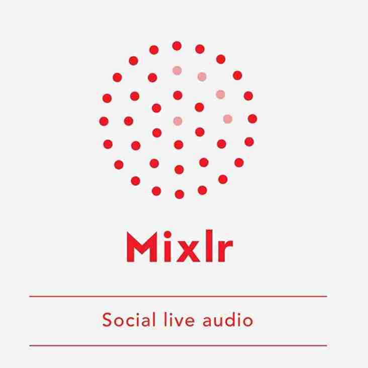 Sponsor Mixlr Live Commentary
