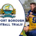 GBFC Football Trials