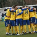 Another Big Game Saturday - Against The Stags