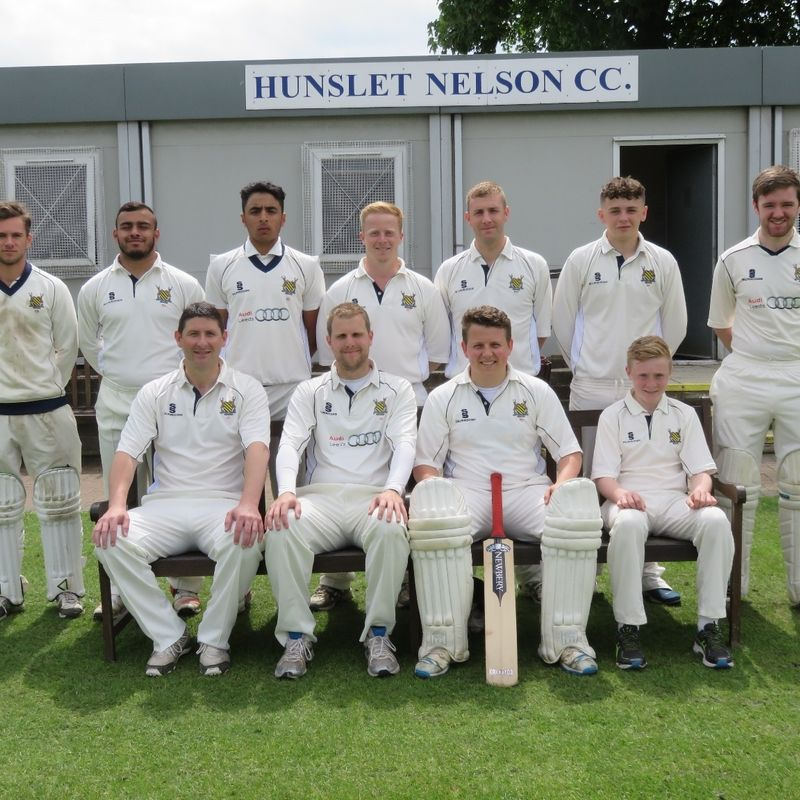 Liversedge 170/8 - 171/3 Hunslet Nelson Cricket Club