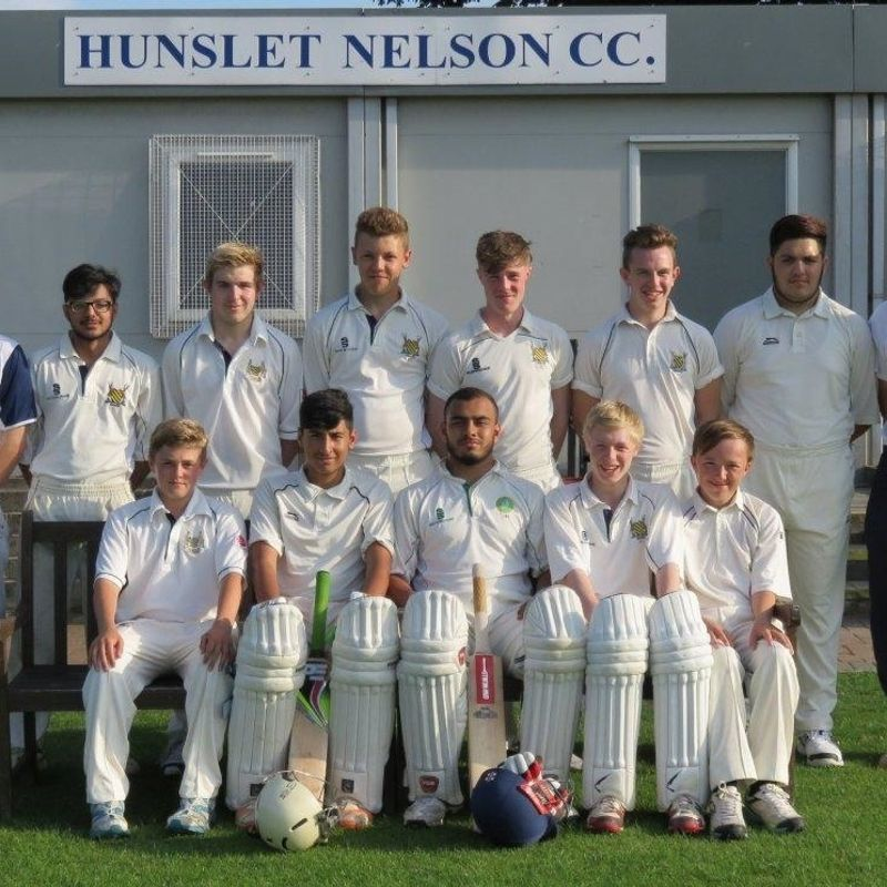 Hunslet Nelson CC - Under 17 129/5 - 96 Altofts CC - Under 17