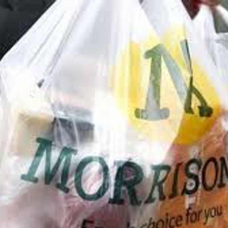 Morrisons bag packing