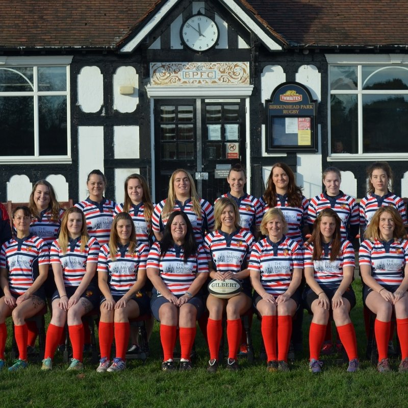 Sunderland Ladies 5 - 5 Birkenhead Park Ladies