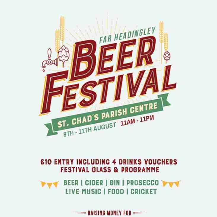 Far Headingley Beer Festival