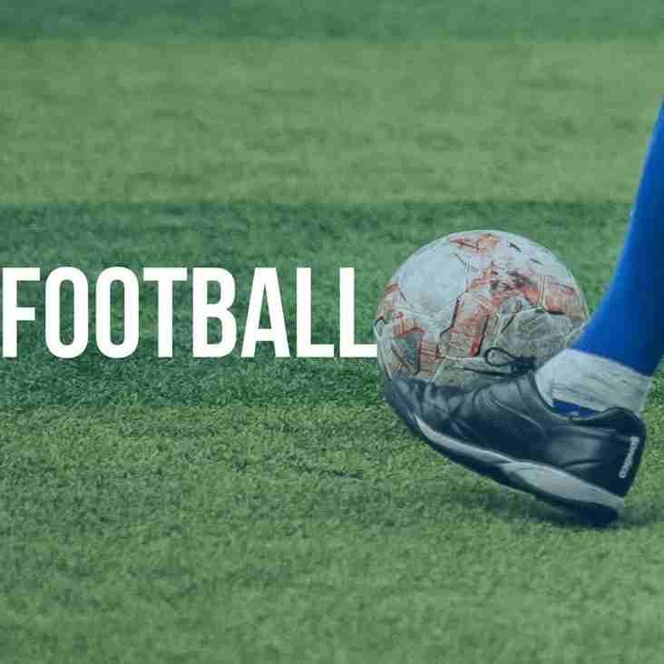 Walking Football Returns Friday!