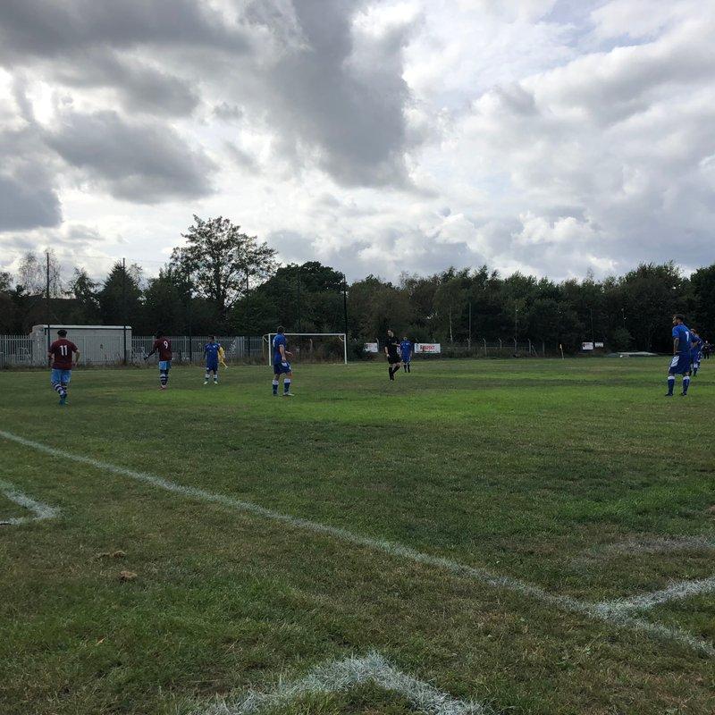 Berks County 1 - 1 Burghfield