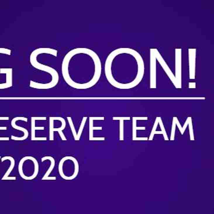 Burghfield FC to start Saturday Reserve team for 2019/2020 Season