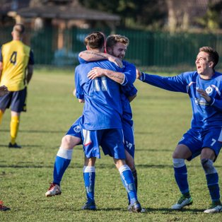 Burghfield Topple Local Rivals Mortimer!