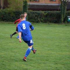 Burghfield Reserves 5-3 Tilehurst Titans