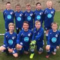 Under 11s - Buffalos beat Spencers Wood Typhoons 4 - 1