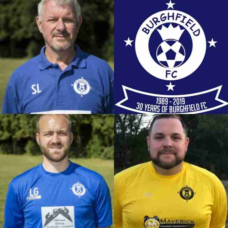 Sunday Management Team confirmed for 2019/2020 season!