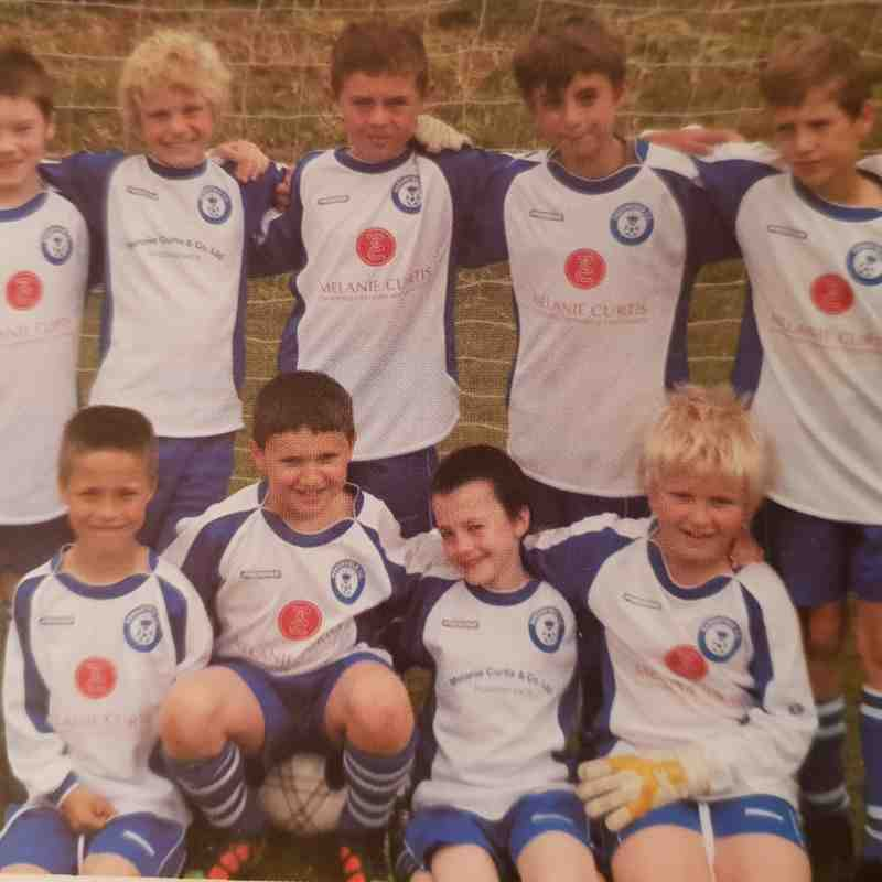 Under 18's Through The Years
