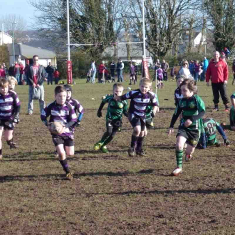 U9's V Withycombe Feb 12
