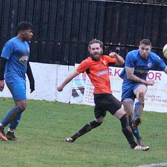 Harrowby v Rushden Higham pictures by Kevin Lilley 03/02/18