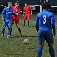 Harrowby vs Pinchbeck pictures by Kevin Lilley