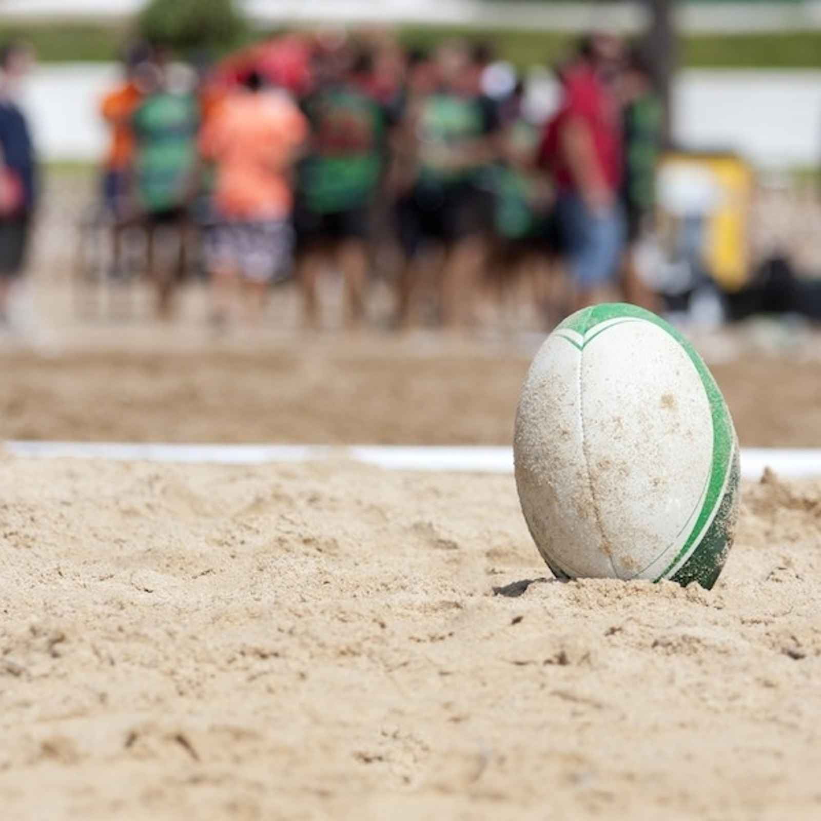 Beach Rugby at Wellingborough RFC