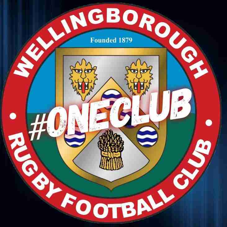 Wellingborough 26 - Oadby Wyggs 25