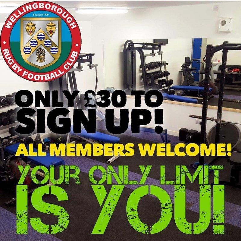 Wellingborough Club Gym