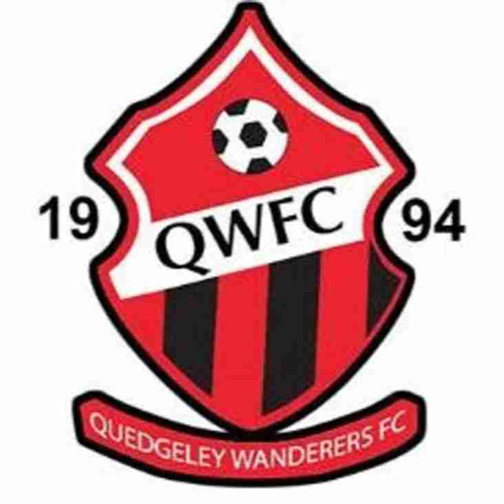 QWFC Under 11's Seeking New Players