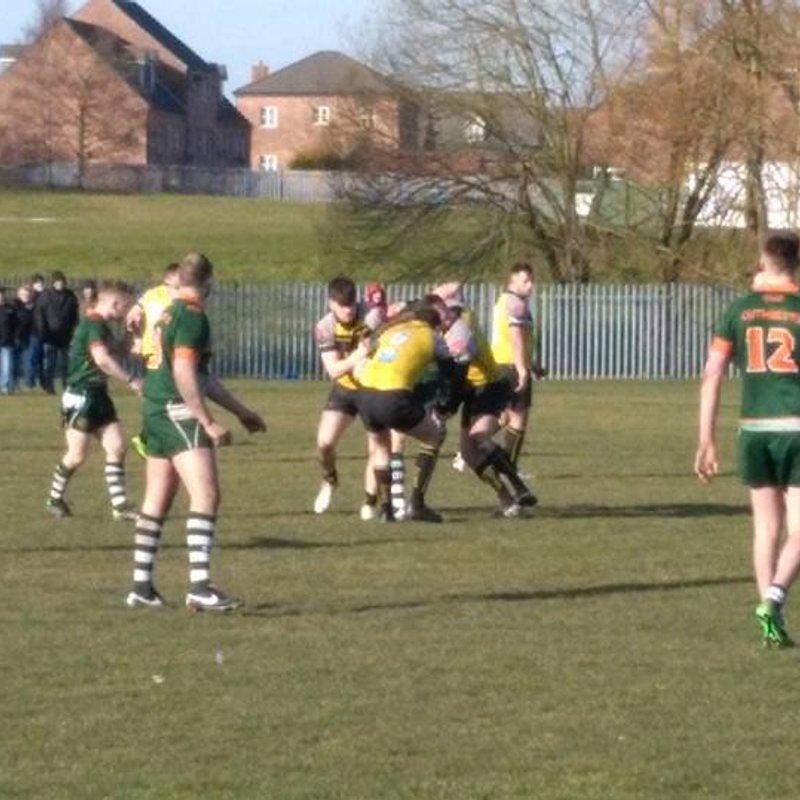 Haydock through to Semi Final