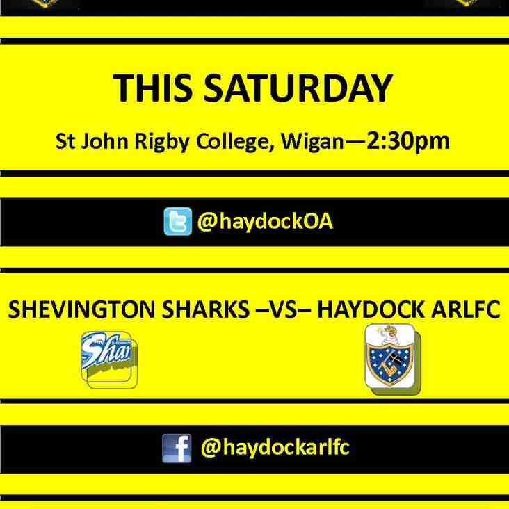 A Team Travelling to Shevington