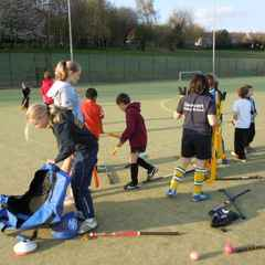 Abergavenny Hockey Fun Sessions for children aged 7-11