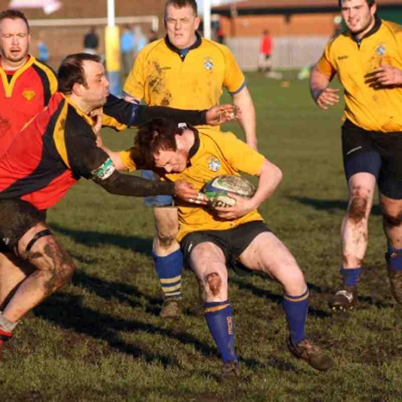 Dukinfield 2 v Bury 3, 14-01-12