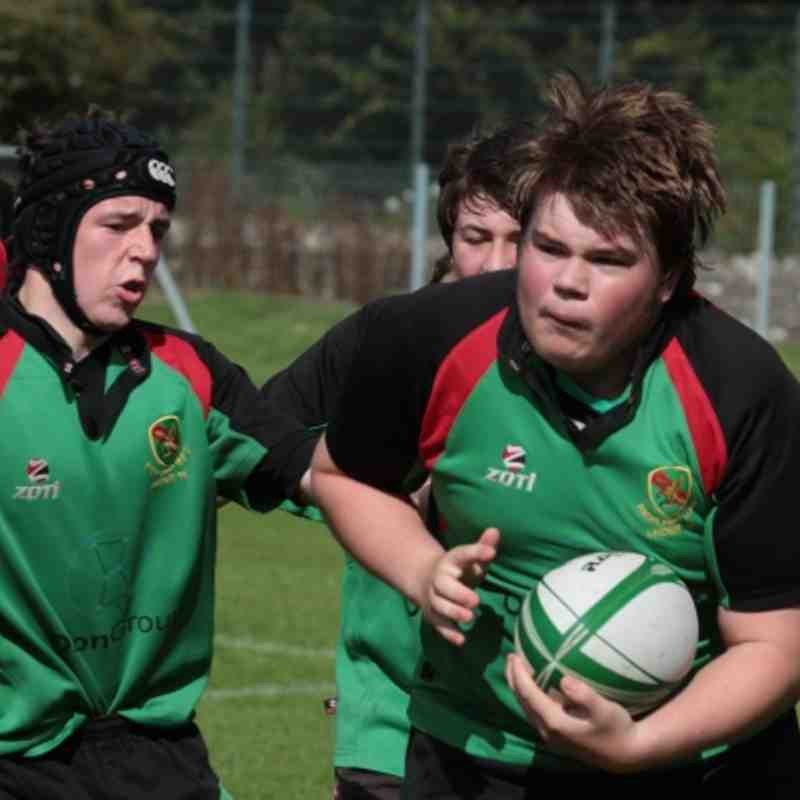 Highland U16 v Moray Sept12