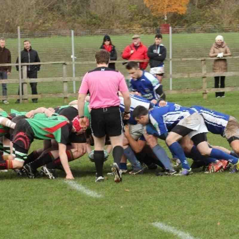 U18 v Dunfermline 23 Nov 13
