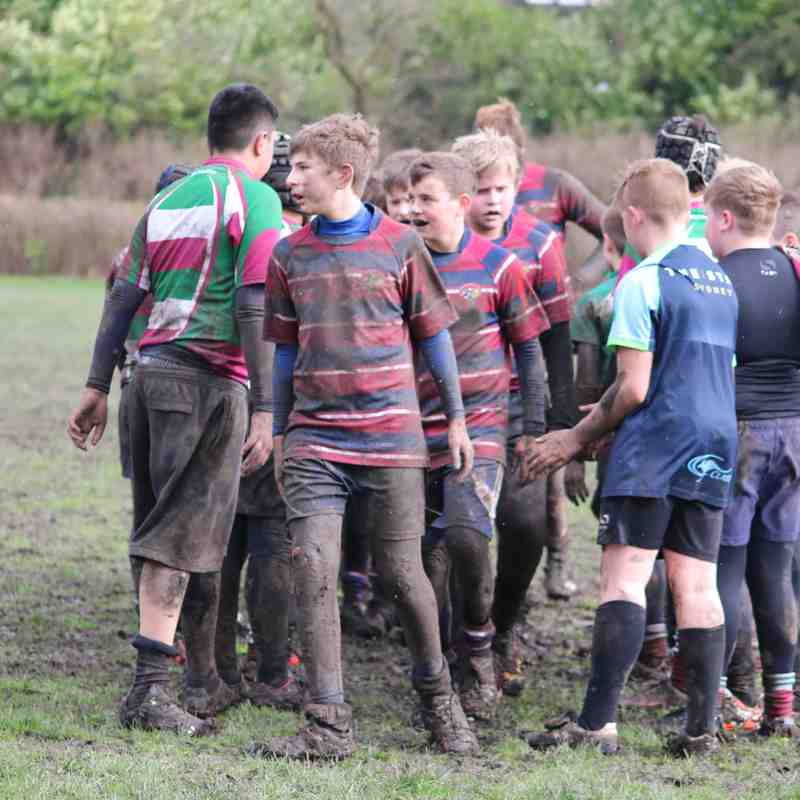 Under13s Aireborough v Moortown 19.03.17