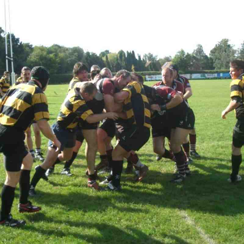 Edenbridge 1st XV vs Cranbrook (a) 08/09