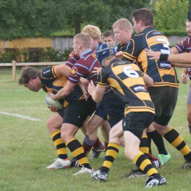 1st XV vs Crawley 7th Sep 2013 (Pre-Season Friendly)