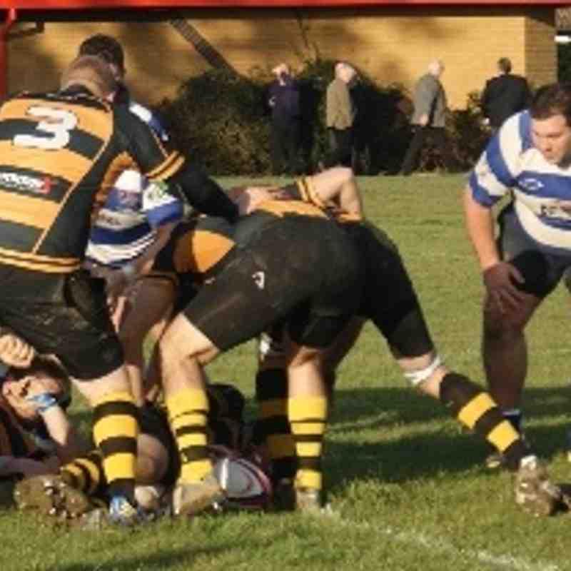 1st XV vs Bexley 23rd Nov 2013 (Kent 2)