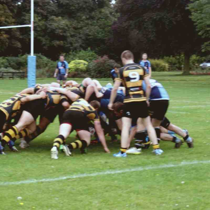 1st XV vs Faversham (a) Kent 2 20/09/14
