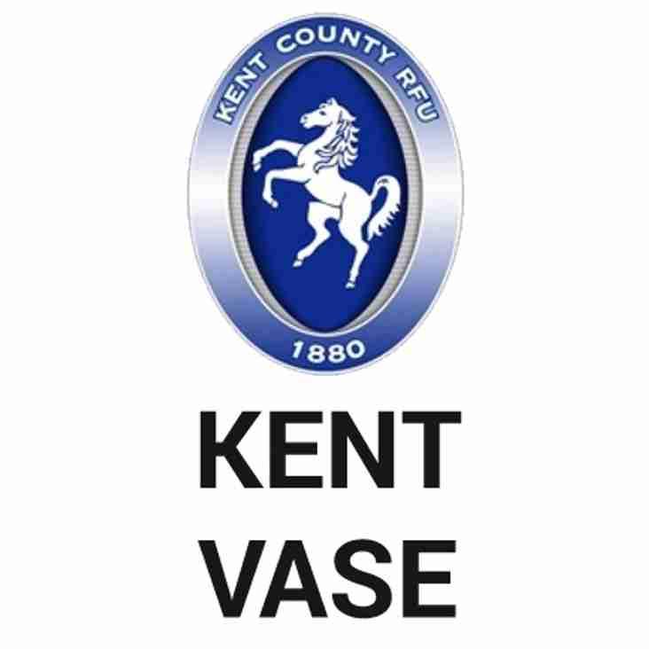 Kent Vase Draw 2015-16
