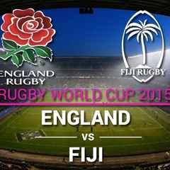 England vs Fiji