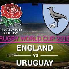 England vs Uruguy