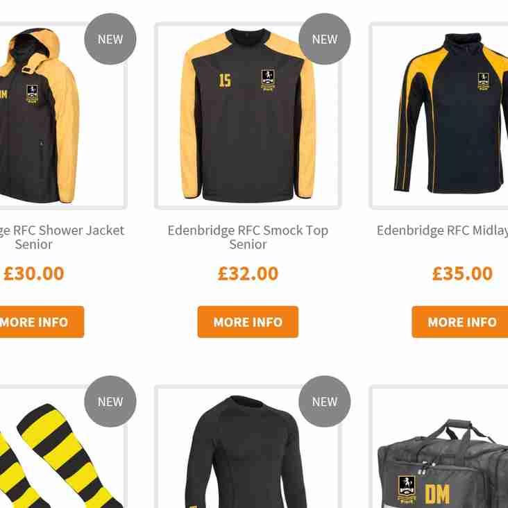 ERFC Online Kit Shop