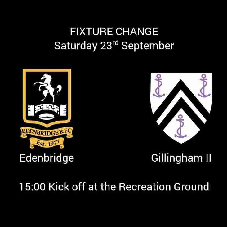 Game On Tomorrow - Edenbridge vs Gillingham