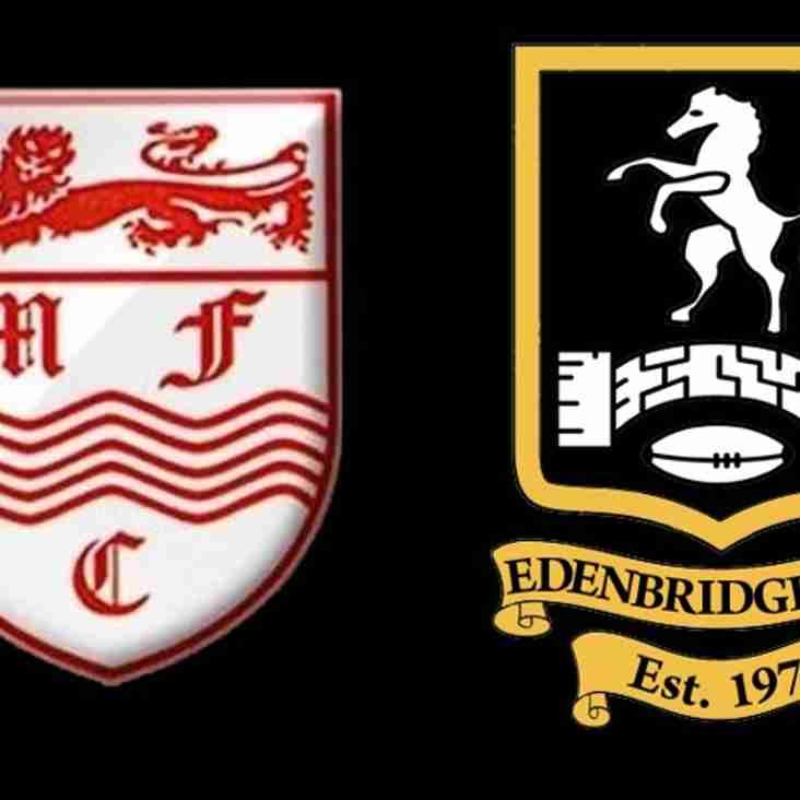 Preview - Edenbridge vs Maidstone III