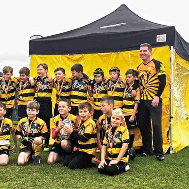 Medway Festival Success for the Under 10s