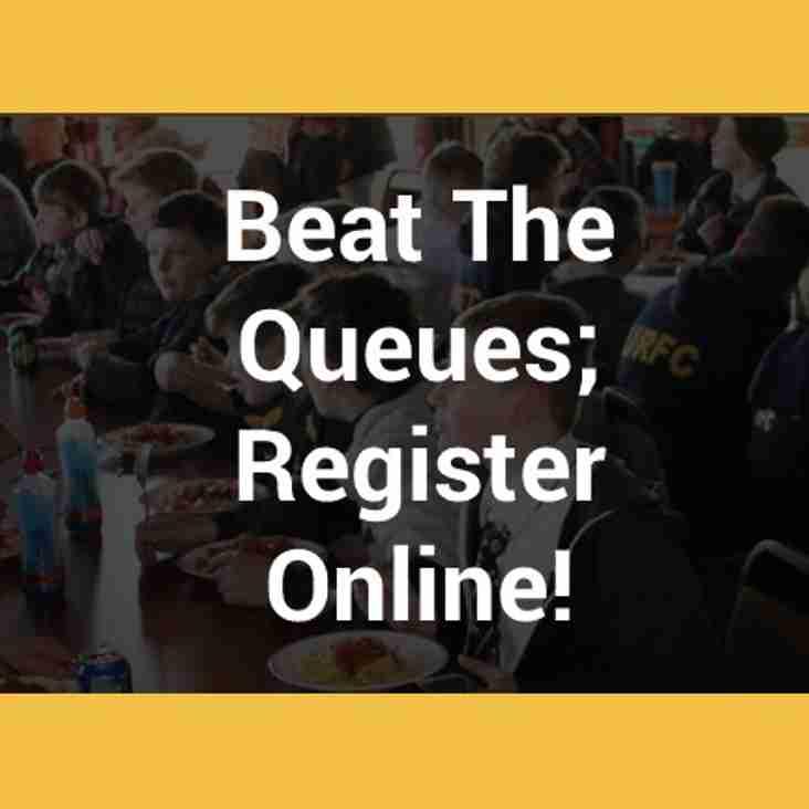 Get Ahead This Season - Pay Membership Online!