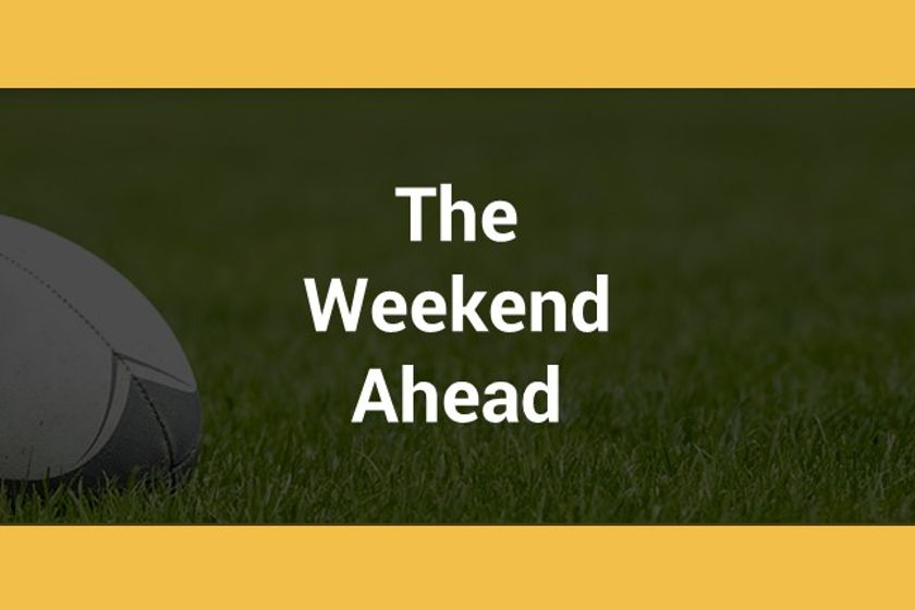 The Weekend Ahead - 29/30 September