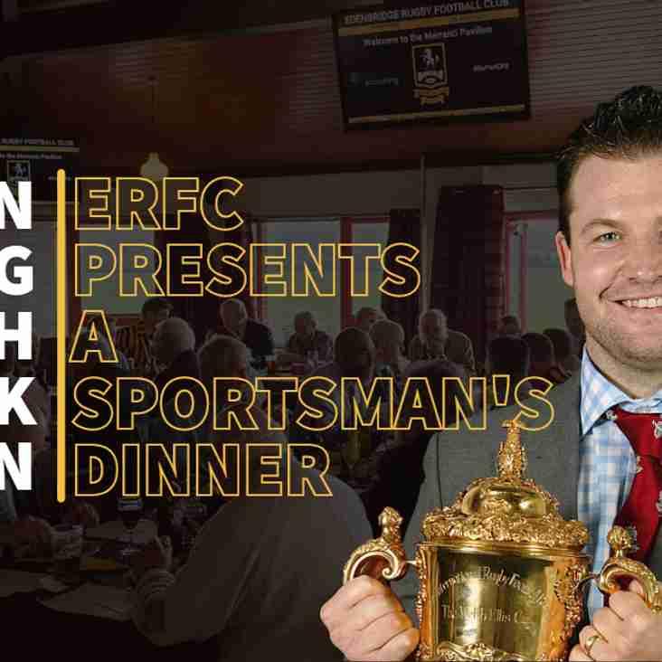 Edenbridge RFC presents An Evening with Mark Regan