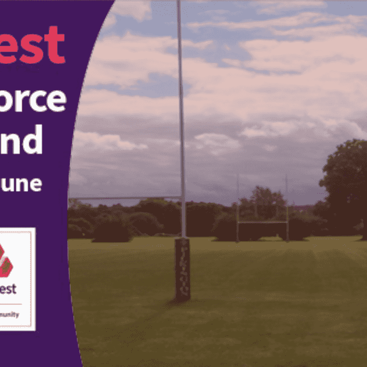 Funding for NatWest Rugby Force Weekend