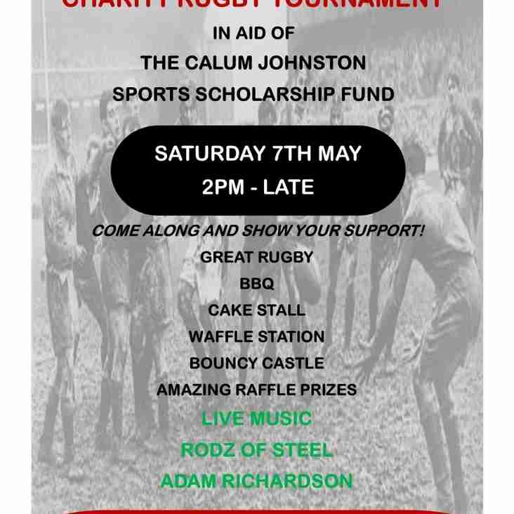 Moortown U14's & U15's Charity Rugby Tournament